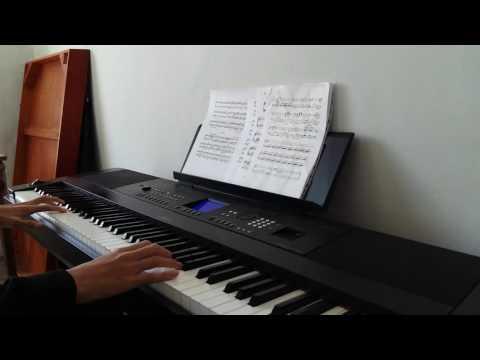 Мандухай сэцэн хатан / piano cover  /