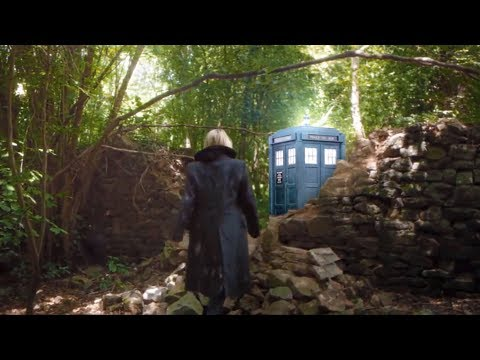 Doctor Who - 13th Doctor Reveal Re-Edited