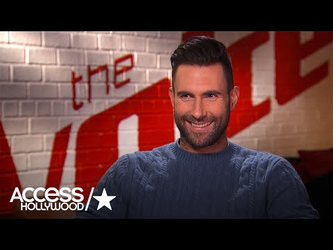 Adam Levine On Gwen Stefani  Blake Sheltons Relationship Exclusive