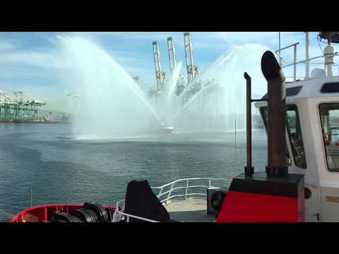 LA Fire Boat #2