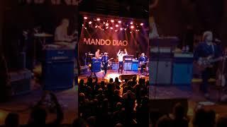 Mando Diao - Don't Tell Me @ Tavastia, Helsinki 16.12.2019