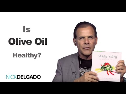 is-olive-oil-healthy?-michael-klaper-md,-dr.-nick-delgado-reply-to-dr.-josh-axe.