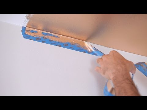 How to Paint an Accent Wall | House Painting