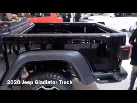 2020 Jeep Gladiator Rubicon Truck for Sale | Toronto, Mississauga | Ontario Chrysler