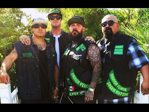 Hells Angels vs Vagos MC - Sex, Drugs & Harleys - Documentary 2016