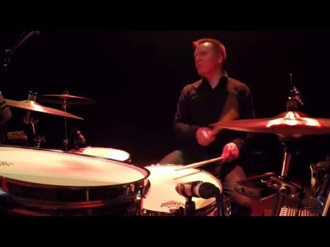 Erja Lyytinen & Heikki Silvennoinen (GoPro Drumcam) by Kai Jokiaho