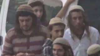 תיעוד בלעדי: המארב המשטרתי בחתונת נערי הגבעות