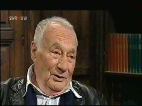 """Norbert Gastell in """"Wortwechsel"""" 14.03.2010 - Teil 2"""