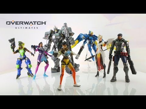 Overwatch Ultimates | Pre-Order Now! | Hasbro thumbnail