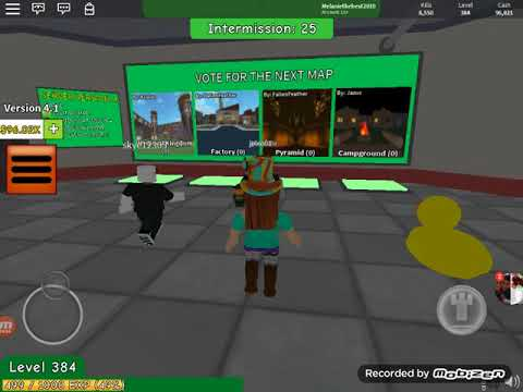 Roblox zombie attack all maps