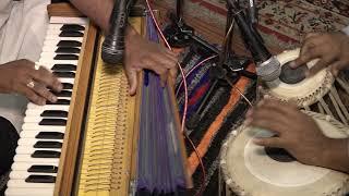 bhar do jholi meri yaa mohammad ......super hit sufi tune....harmonium