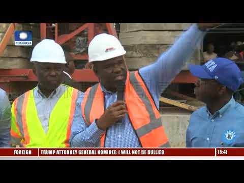Contractors Assure Gov Ambode Of Projects Completion Before Tenure End |Dateline Lagos|