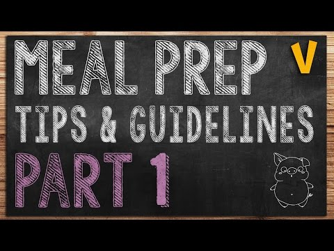 Meal Prep Made Simple Using These 9 Strategies