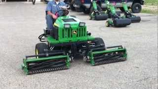 john deere 2653a utility trim banks mower