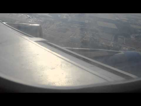 Take-off from Kuwait International Airport