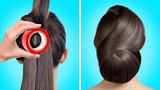 Beautiful Hair And Makeup Hacks