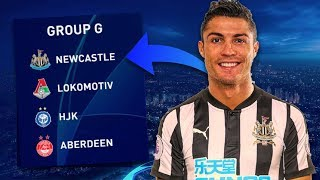 What If the Champions League Groups Were RANDOMIZED? - FIFA 19 Career Mode