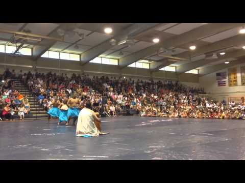 Maui King Kamehameha School Cerebrating May Day 2014 (5/23/2014) part 2