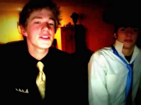 Hot Guys Singing