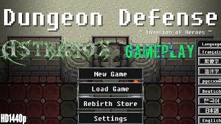 Dungeon Defense Gameplay Review #11 - Dungeon Defense Guide Strategy Tips Android Game iOS Mobile