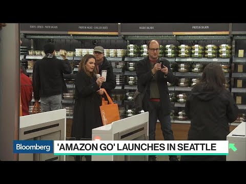 First Impressions of Amazons Cashier-Less Convenience Store