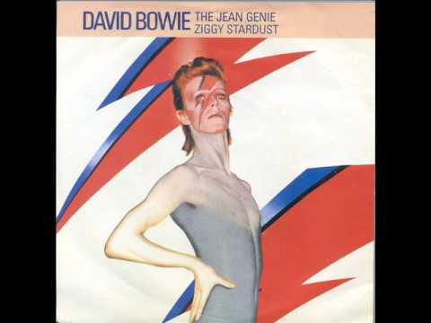 David Bowie - Ziggy Stardust Lyrics - YouTube
