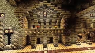 Minecraft Dwarven City