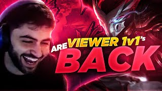 Yassuo | VIEWER 1V1S ARE BACK!!!