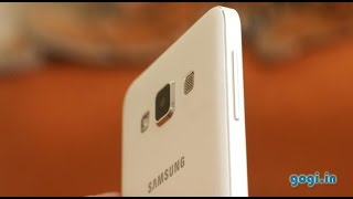 Samsung Galaxy A3 review - smartphone with a full metal body