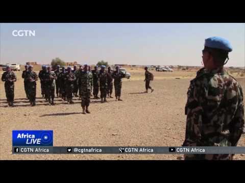 Wang Yi begins his trip to Africa in Mauritania