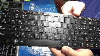 Клавиатура для ноутбука Lenovo
