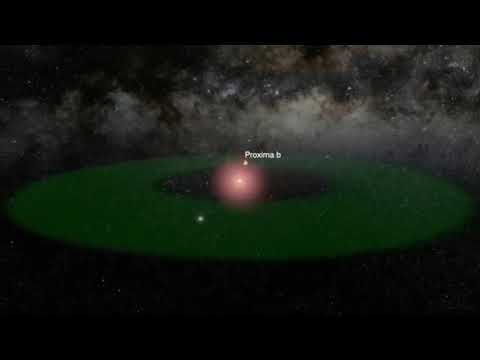 IL PIANETA ABITABILE PIÙ VICINO | proxima centauri b | i panorami dell'universo ep.4