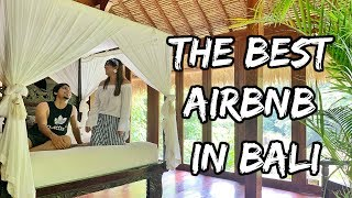 Gambar cover We found the BEST Airbnb for Nature Lovers in Bali, Indonesia - Detailed Review