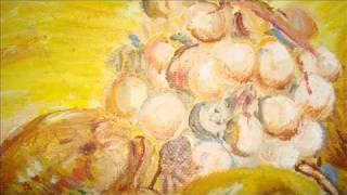 Van Gogh,Naturaleza muerta con uvas,peras y limones.Copia Sabhti.
