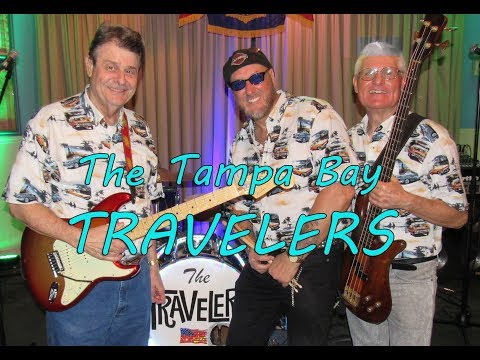 SHARP DRESSED MAN by the Tampa Bay TRAVELERS (ZZ Top, 1983)