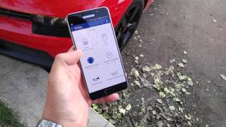 Encender tu vehículo desde tu smartphone con OnStar