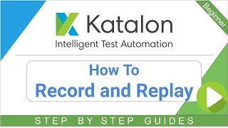 How to Record and Replay