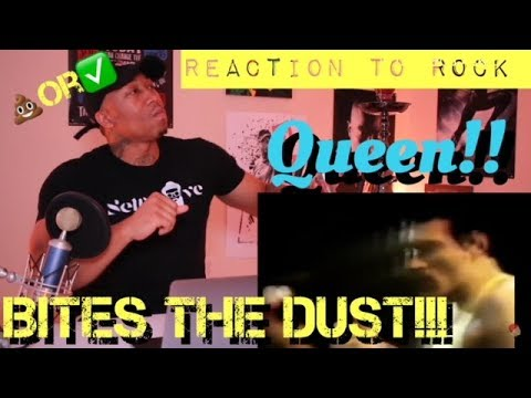 """FIRST REACTION to """"Rock Music"""" Queen """"Another One Bites The Dust"""" TRASH or PASS"""