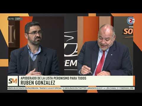Sobremesa: Rubén González
