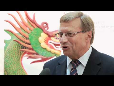 "Impressionen des ""NRW.INVEST Business and Investors Forum China 2011"""