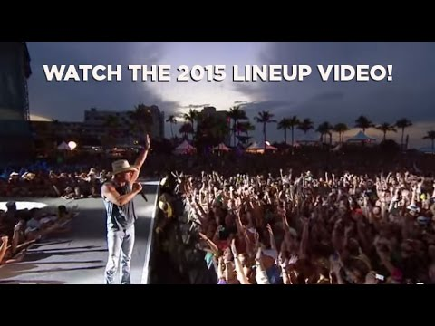 Tortuga Music Festival 2015 ... The Lineup Is Here! Tickets On Sale Now!