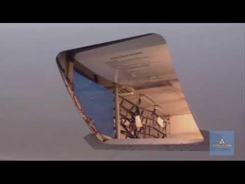 Bulk Cargo Door Operation A320 Family