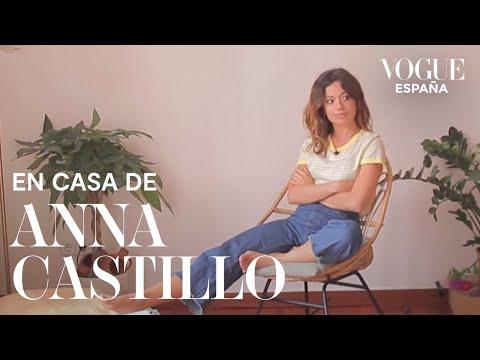 En Casa De Anna Castillo | VOGUE España