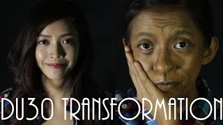 #DU30 Makeup Transformation