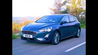 Ford Focus (2018) : 1er essai en vidéo