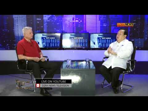 TOLRA WITH SEN. RICHARD GORDON DISCUSSING EJKs AND CUSTOMS  ISSUE