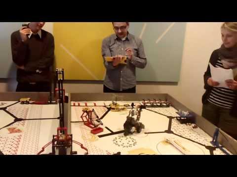 Collaboration, Samarbejde, Agile, LEGO Mindstorms