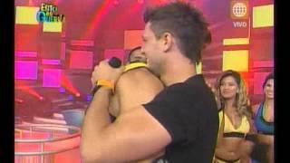 Esto es Guerra: Nicola Porcella regresa al programa - 27/02/2013