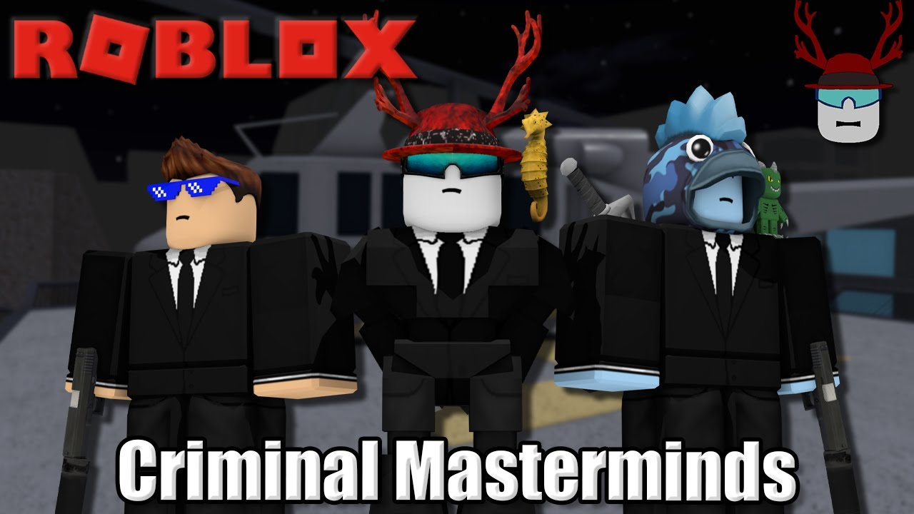 ROBLOX'S BEST CRIMINALS! | Roblox Entry Point