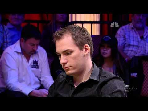 2013 National HeadsUp Poker Championship Episode 1